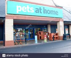Pets at Home Barnstaple store front